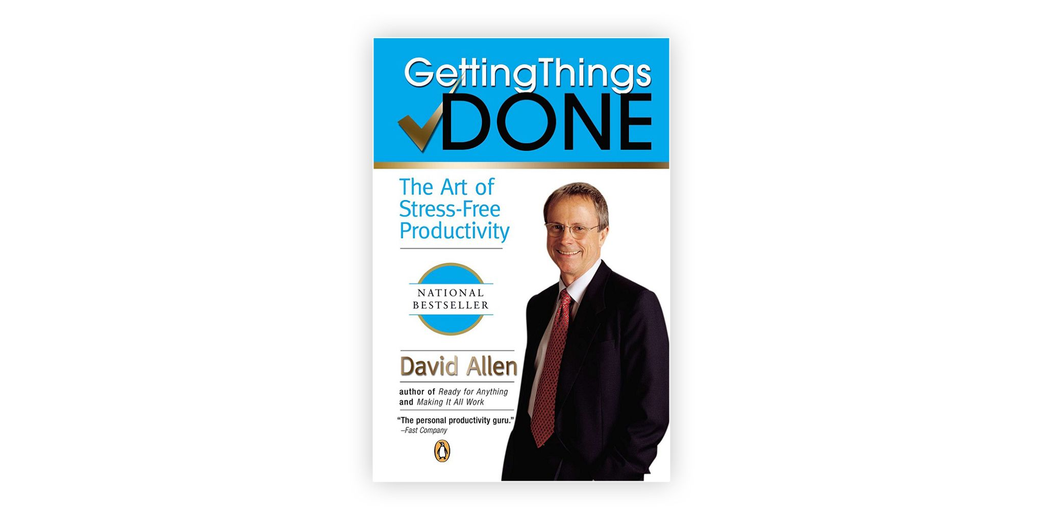 Get Things Done book