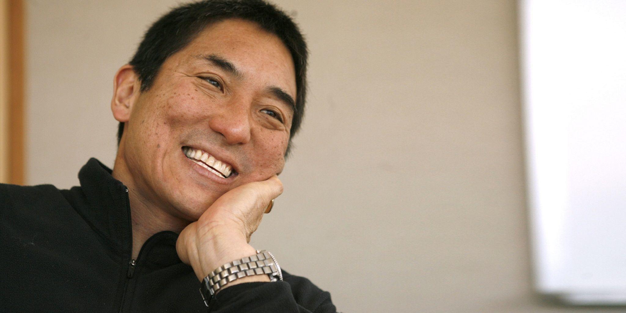 Guy Kawasaki smiling
