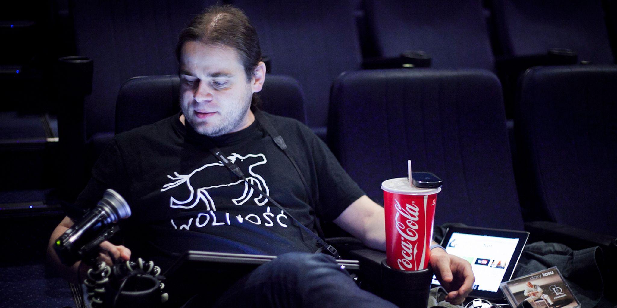 Maciej Budzich kino