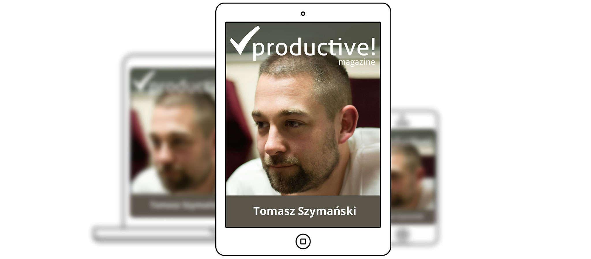 №27 with Tomasz Szymanski