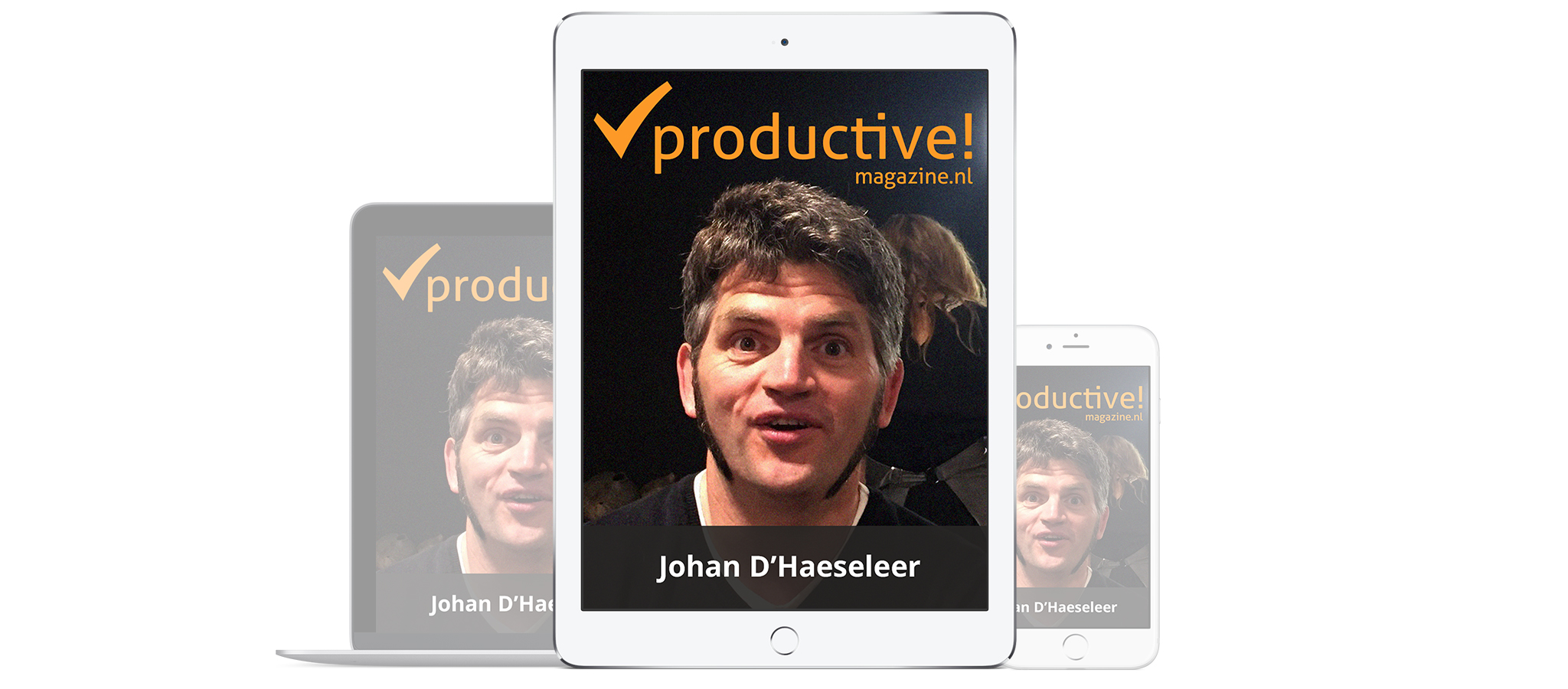 N°5 met Johan D'Haeseleer