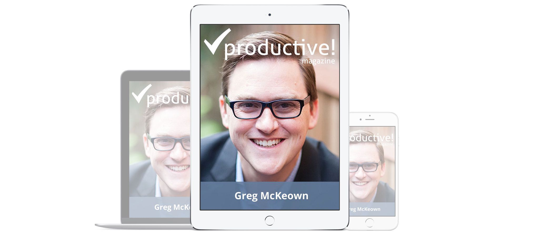 №34 with Greg McKeown